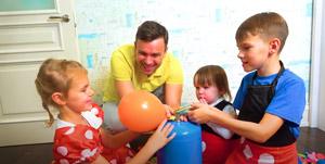 Kindergeburtstag feiern Kassel